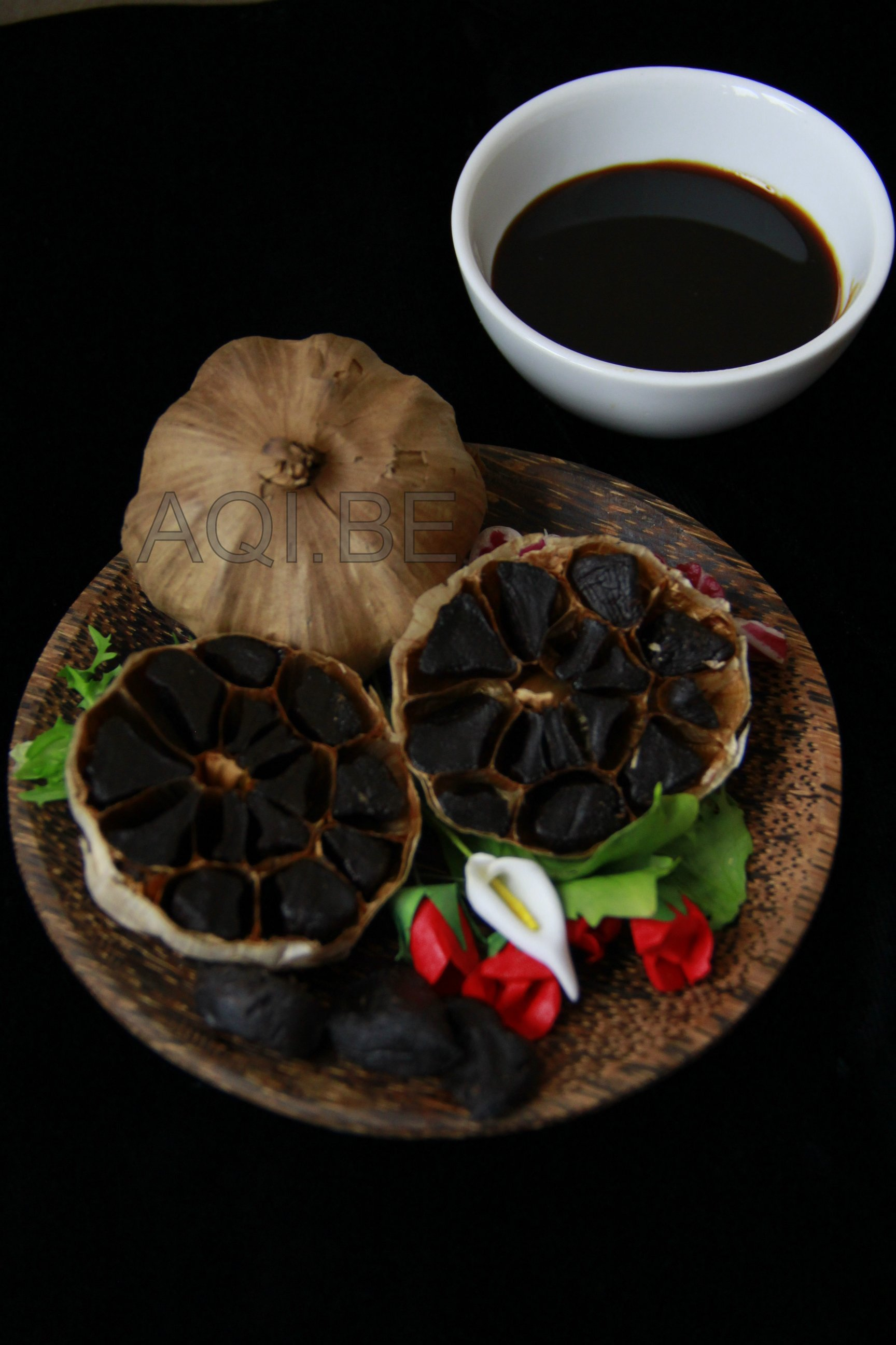 Black Garlic AQI